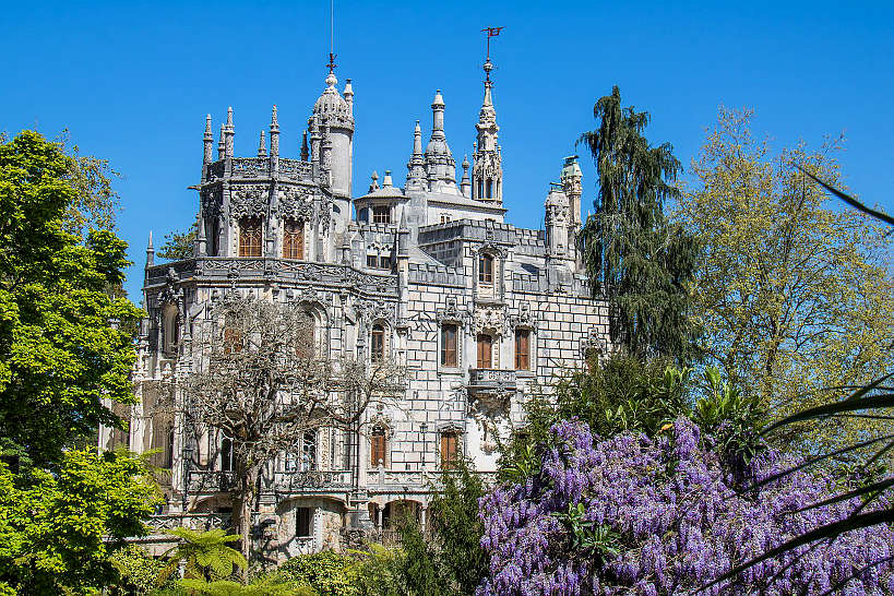 Quinta da Regaleira one of the best things to do in Sintra