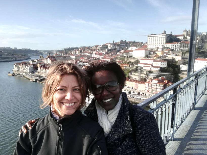 ClaireandRosemaryinPorto Portugal Travel Guide