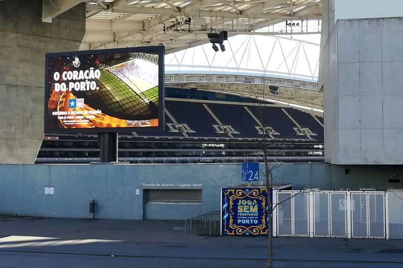 Dragao Stadium Porto for best places to stay in Porto by Authentic Food Quest