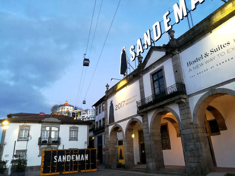 Sanderman Hostels one of the best places to stay in Porto by Authentic Food Quest