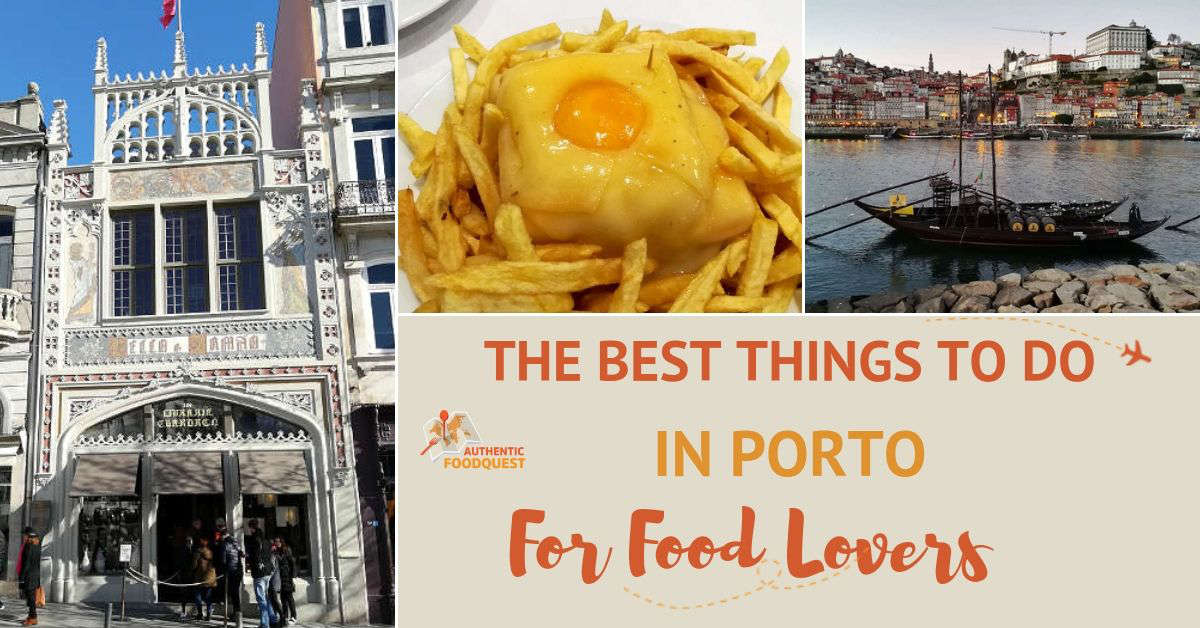 Main sites of the best things to do in Porto