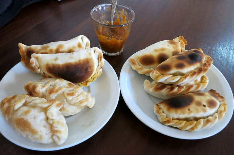 Empanadas in Argentina one of our favorite South American dishes by Authentic Food Quest