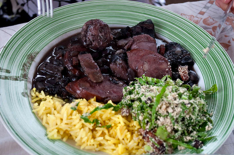 Feijoada is a Brazilian national dish and South American dish not to be missed by Authentic Qood Quest