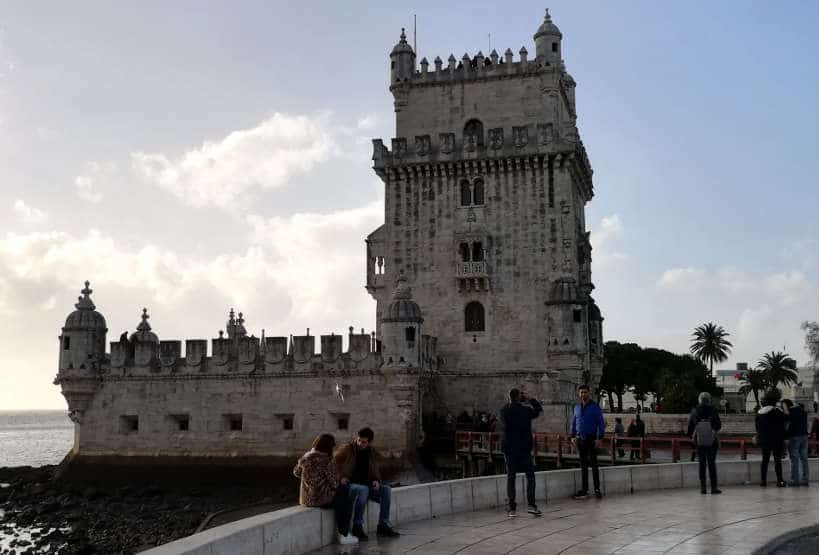 Belem Tower one of the Shortest Day Trips from Lisbon Authentic Food Quest