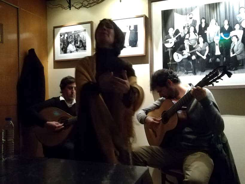 Fado in Bairro Alto by Authentic Food Quest one of the best things to do in Lisbon