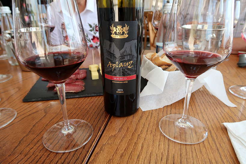Mavrud Bulgaria Wine in Melnik by Authentic Food Quest