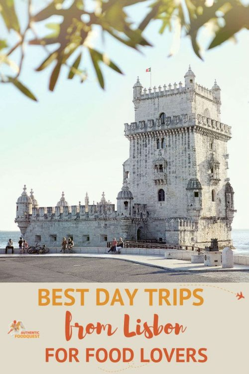 Pinterest Best Day Trips from Lisbon For Food Lovers by Authentic Food Quest