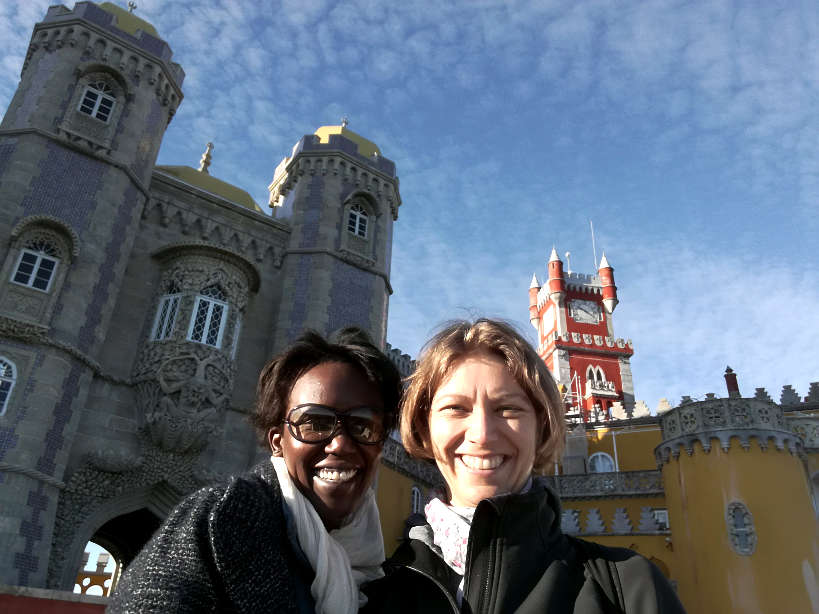 Rosemary and Claire in Sintra by Authentic Food Quest.jpg
