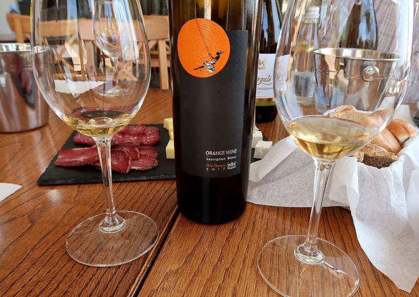 Tasting Orange Wine from Bulgaria by Authentic Food Quest