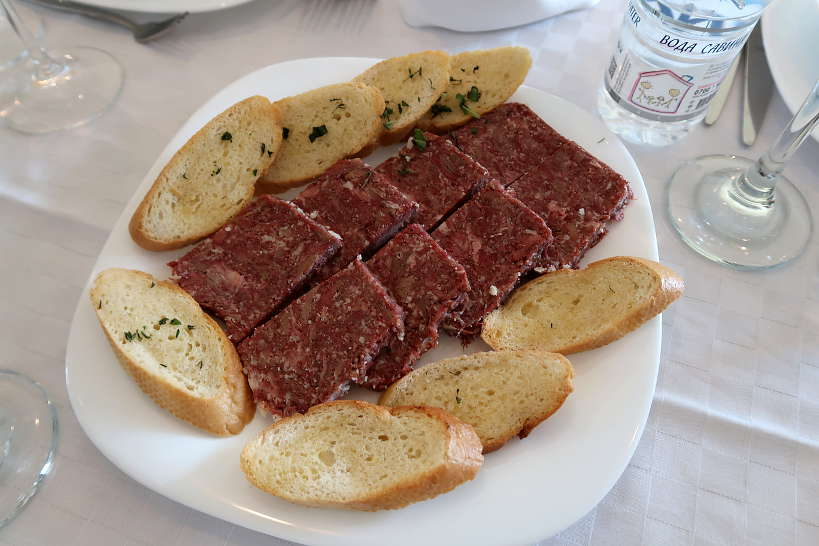 Beef Terrine Traditional Bulgarian Food by Authentic Food Quest