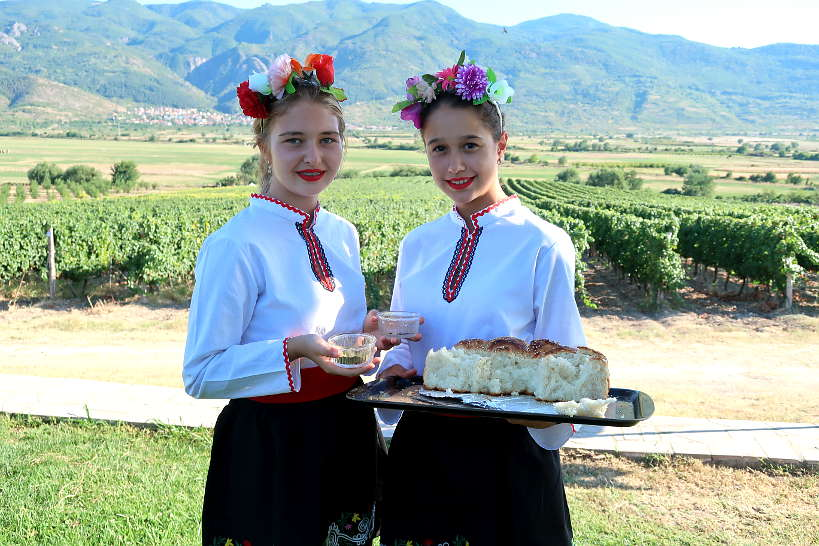 Ladies at Villa Yustina Bulgaria by Authentic Food Quest