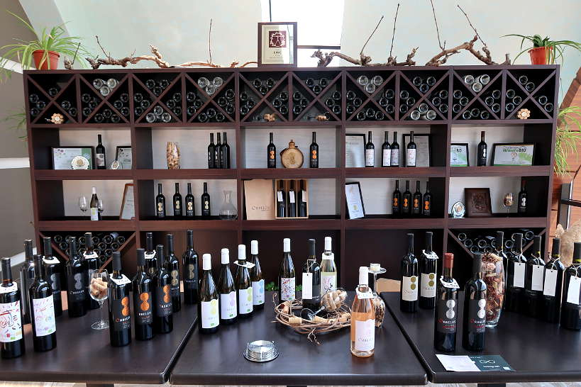 Orbelus Winery in Melnik Wine Bulgaria by Authentic Food Quest