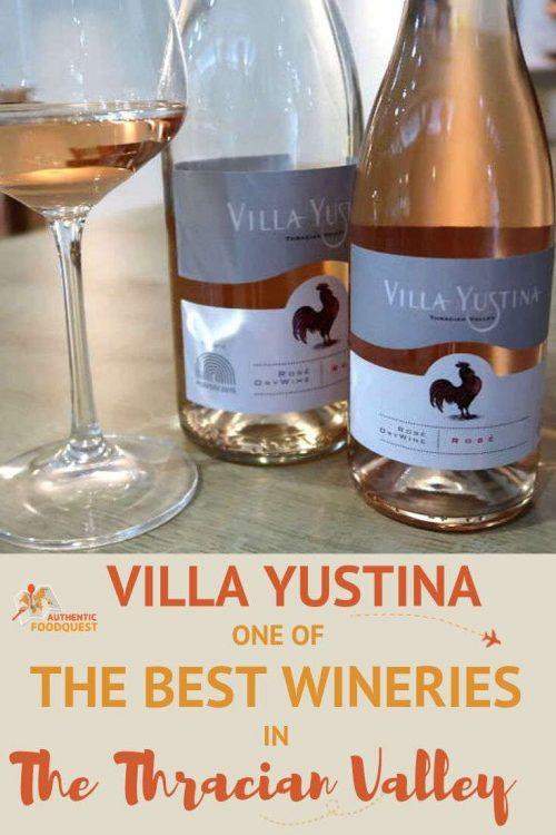 Pinterest Villa Yustina by Authentic Food Quest