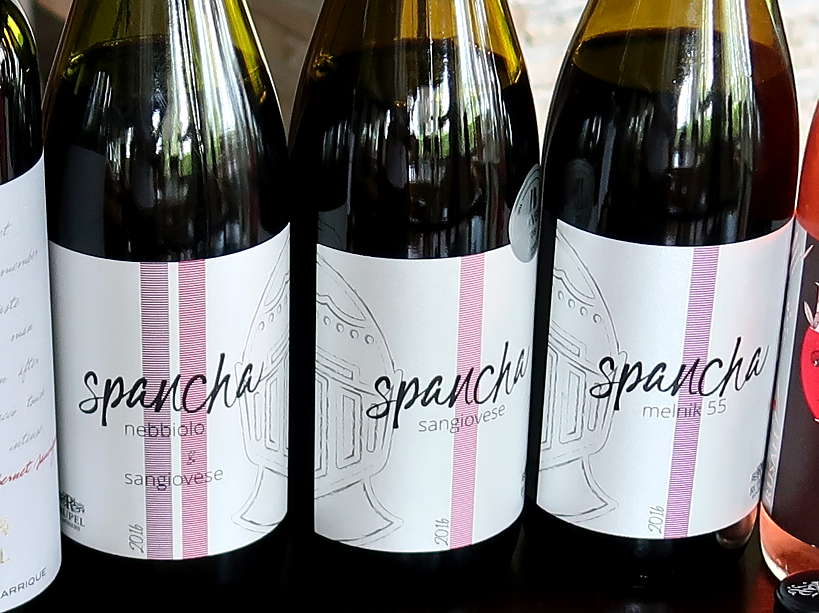 Spancha Bulgarian Red Wine in Melnik Bulgaria by Authentic Food Quest