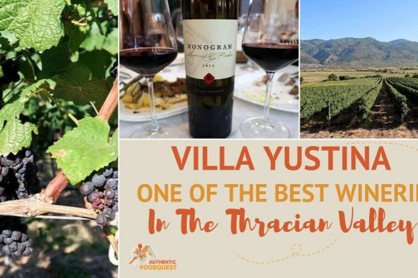 Villa Yustina Bulgaria by Authentic Food Quest