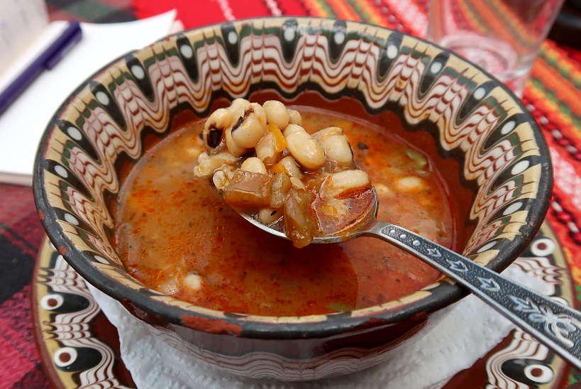 Bob Chorba Bulgarian Soup AuthenticFoodQuest