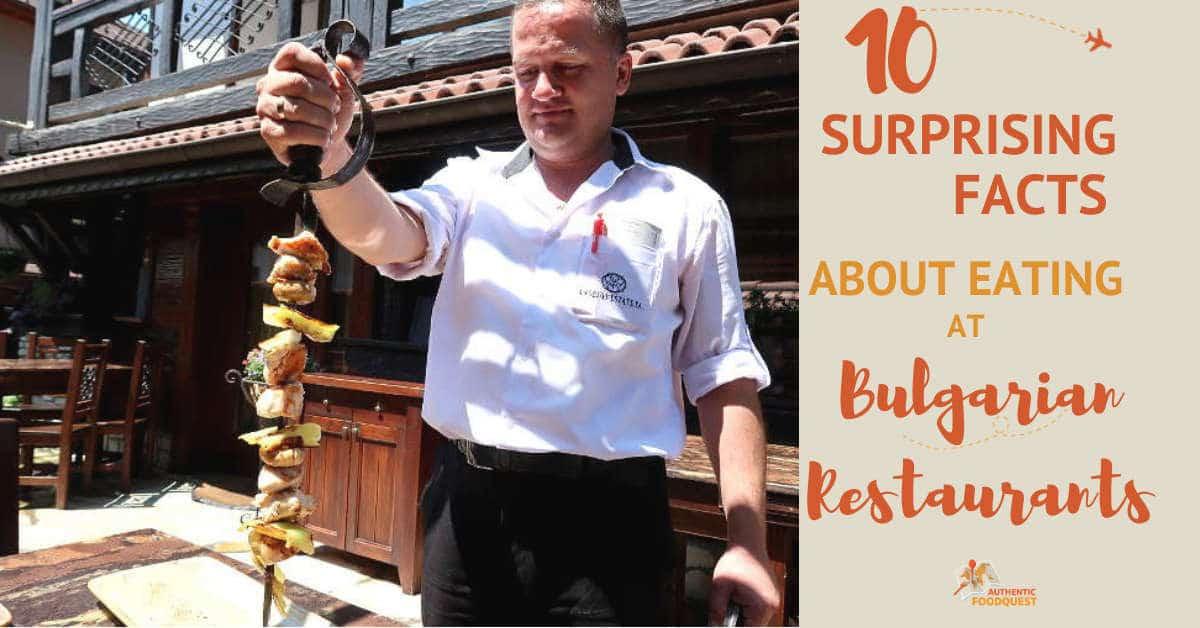 Bulgarian Restaurants AuthenticFoodQuest