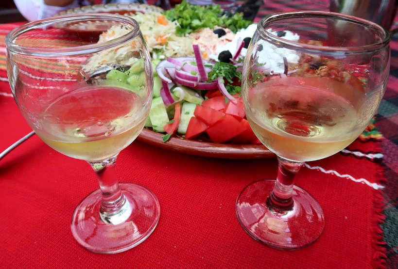 Rakia Bulgarian Drink AuthenticFoodQuest