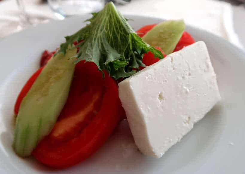 Sirene Bulgarian Cheese AuthenticFoodQuest