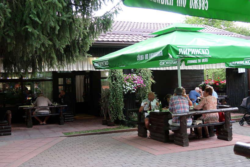 Patio Motikata Restaurant One of the best Restaurants in Bansko Bulgaria Authentic Food Quest