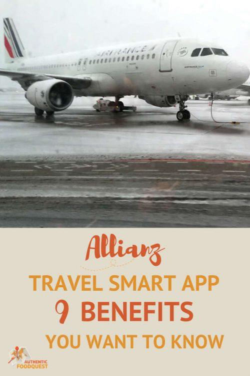 Pinterest_Allianz TravelSmartApp Review__AuthenticFoodQuest