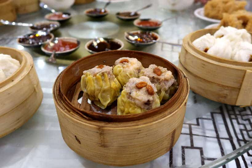 Siumai dumplings_ChicagoChinatownFood_AuthenticFoodQuest