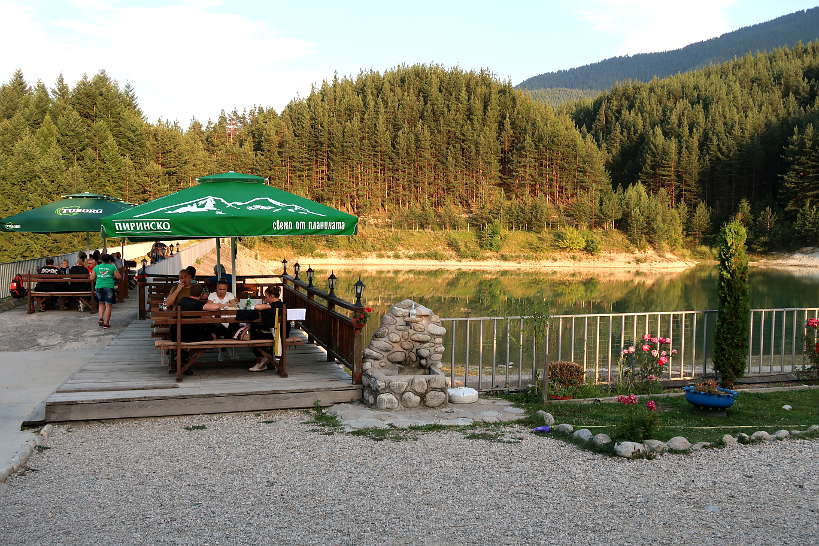 View at Krinetz Restaurant Bansko RestaurantsBulgaria Authentic Food Quest