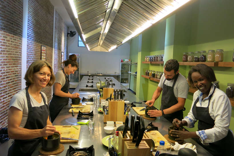 Couples Cooking Classes by AuthenticFoodQuest