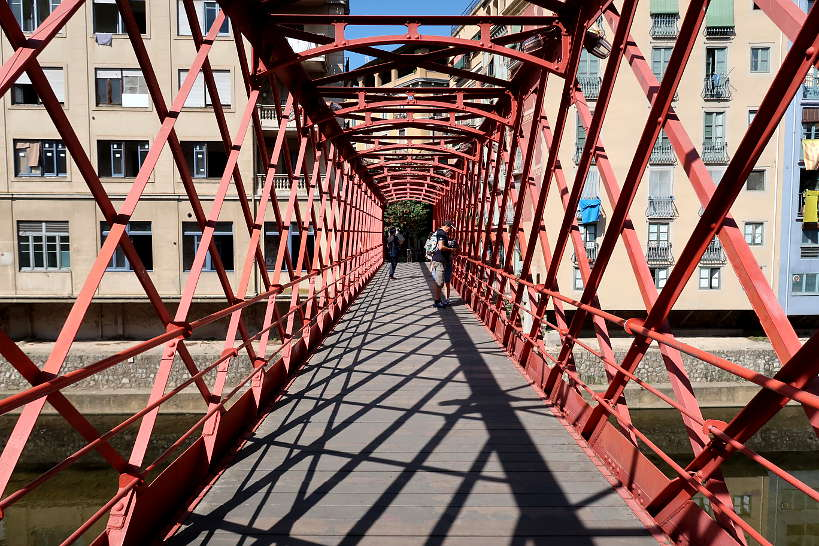 Eiffel Bridge Girona Tour by Authentic Food Quest