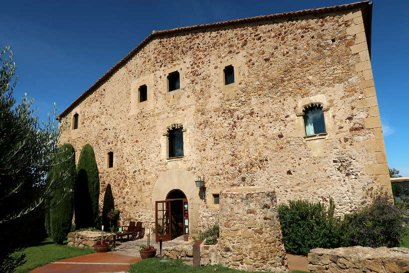 Es Portal Hotel in Baix Emporda Spain by Authentic Food Quest