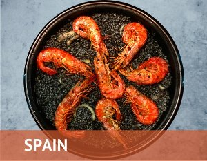 Food Destination Spain by Authentic Food Quest