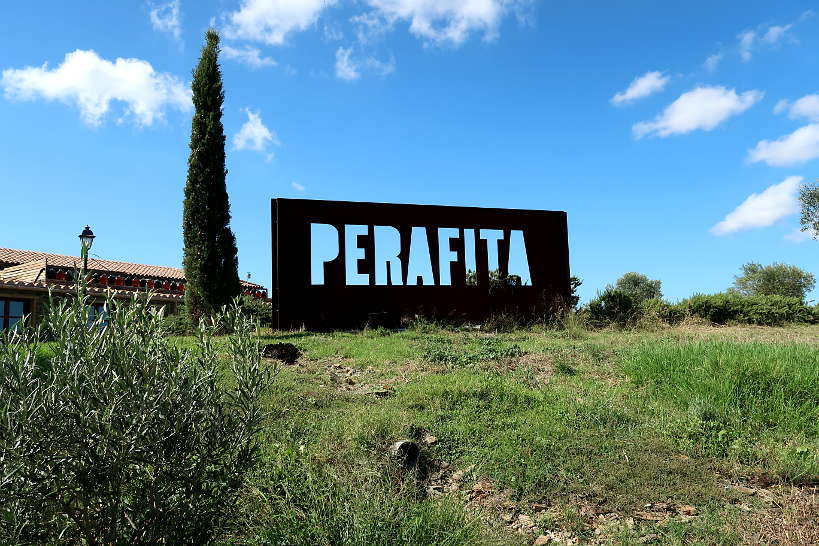 Martin Faixo Perafita Hotel in Alt Emporda Spain by Authentic Food Quest.