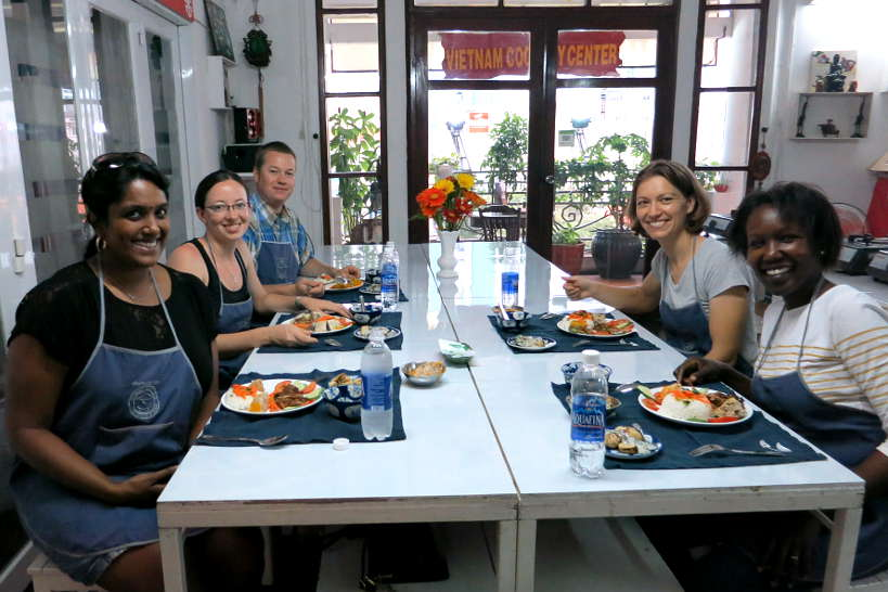 Meet Travelers when you take a cooking class by AuthenticFoodQuest