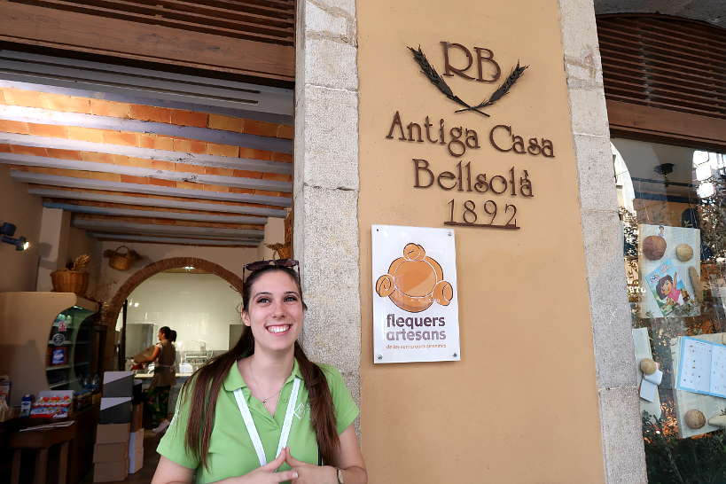 Pat from Girona Food Tours by Authentic Food Quest