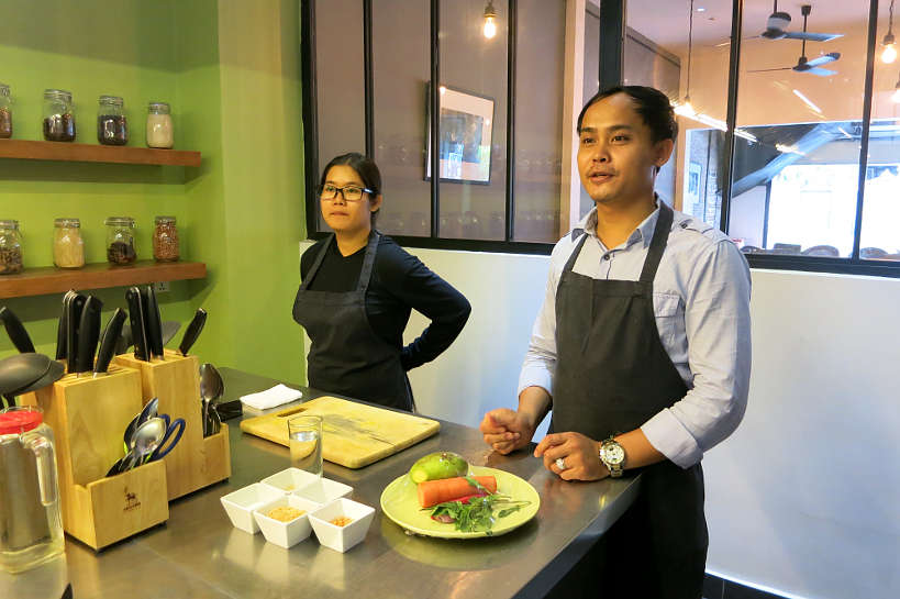 Take a Cooking Class in Cambodia by Authentic Food Quest