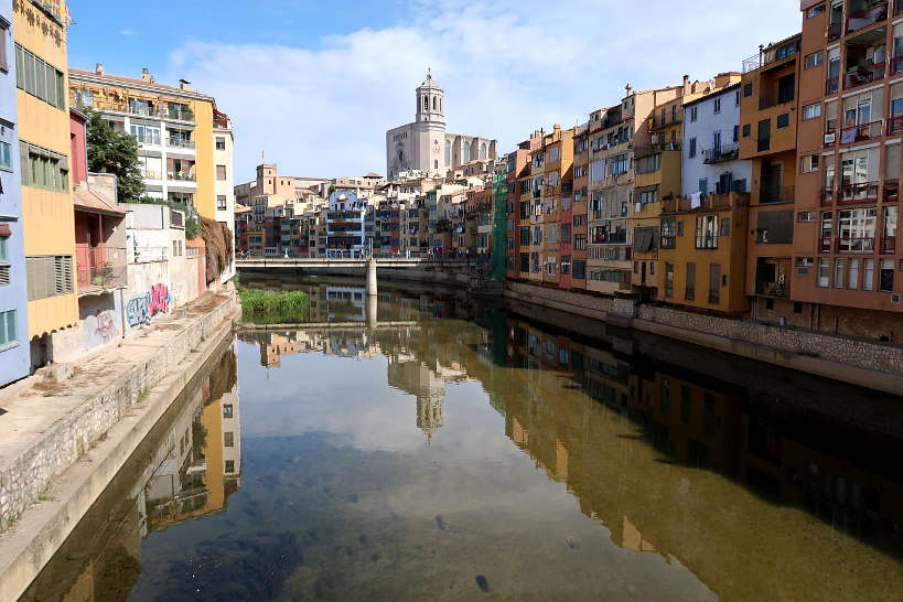A View of Girona by Authentic Food Quest