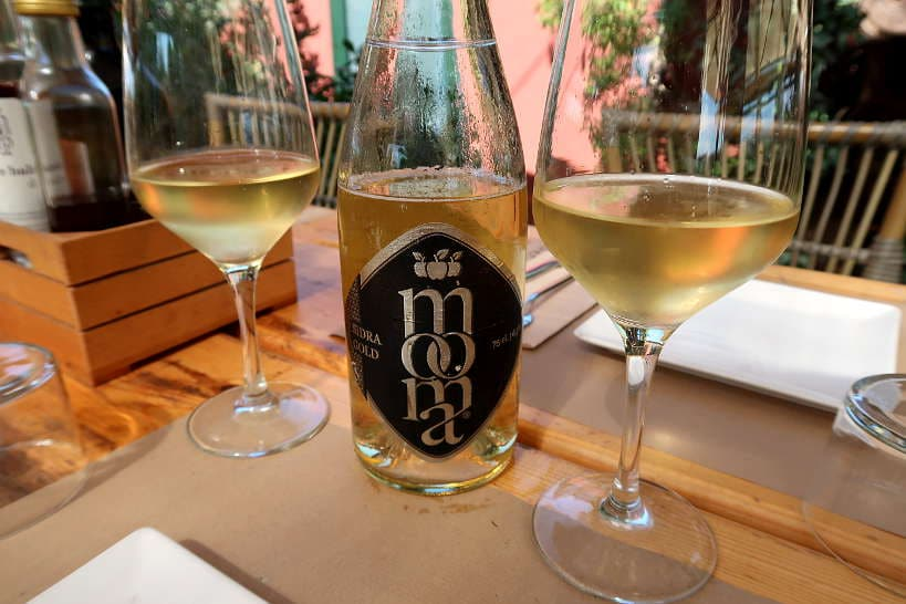 Gold Premium Mooma Cider by AuthenticFoodQuest