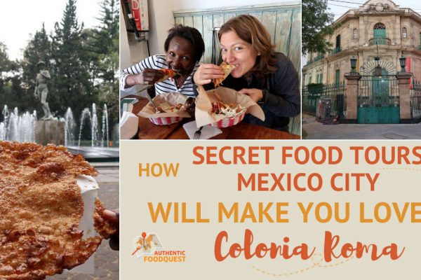 Colonia Roma Food Tour with Secret Food Tours Mexico City by Authentic Food Quest