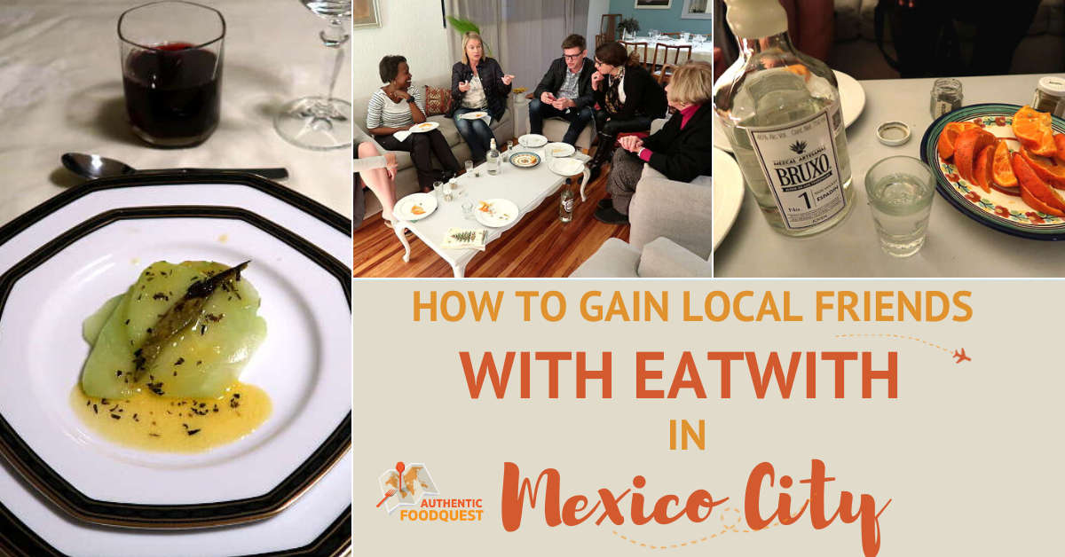 Eatwith Mexico City by AuthenticFoodQuest