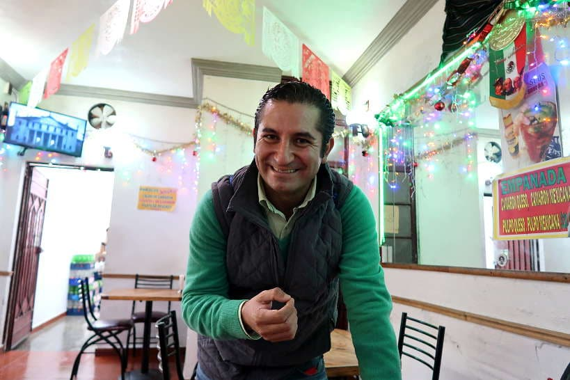 Eduardo from Secret Food Tours Mexico City by AuthenticFoodQuest