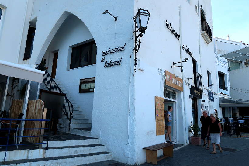 Es Baluard restaurant One of Our Favorites Costa Brava Restaurants by AuthenticFoodQuest