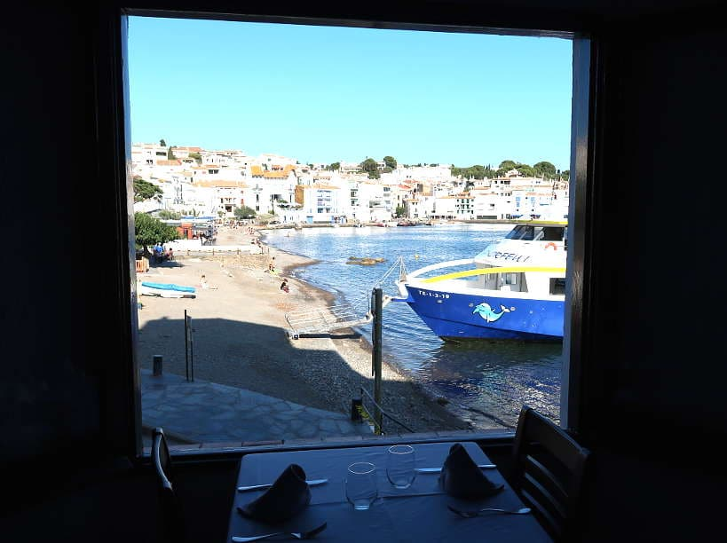 Es Baluard One of Our Favorites Seafood Restaurants in Costa Brava AuthenticFoodQuest