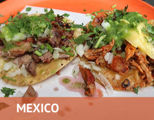 Food Destination MEXICO by Authentic Food Quest