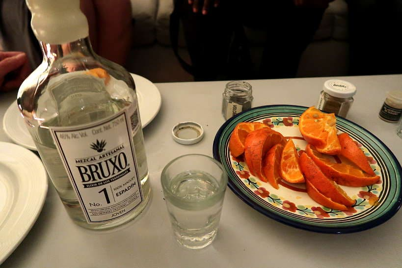 Mezcal Artesanal Eatwith Mexico City by AuthenticFoodQuest