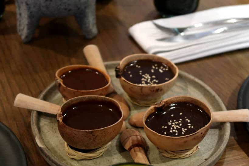 Mole from Guzina Oaxaca on a Polanco Food Tour by AuthenticFoodQuest