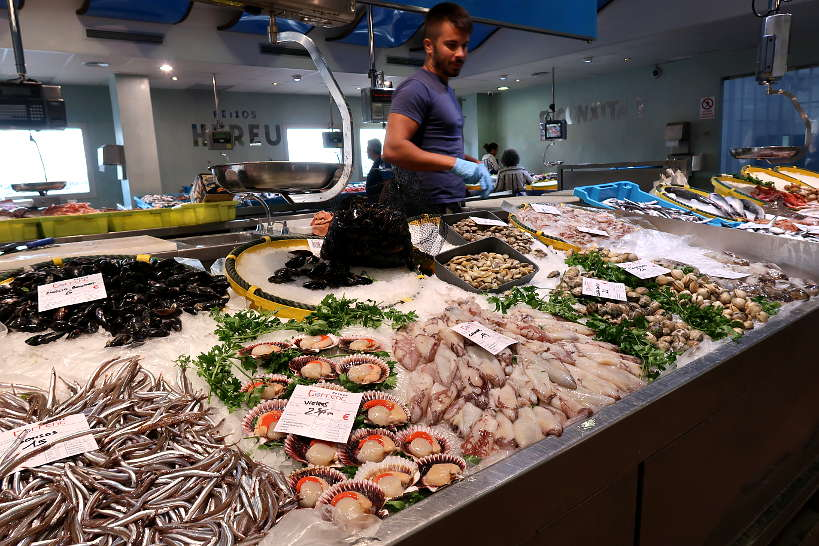 Palamos Fish Market by AuthenticFoodQuest