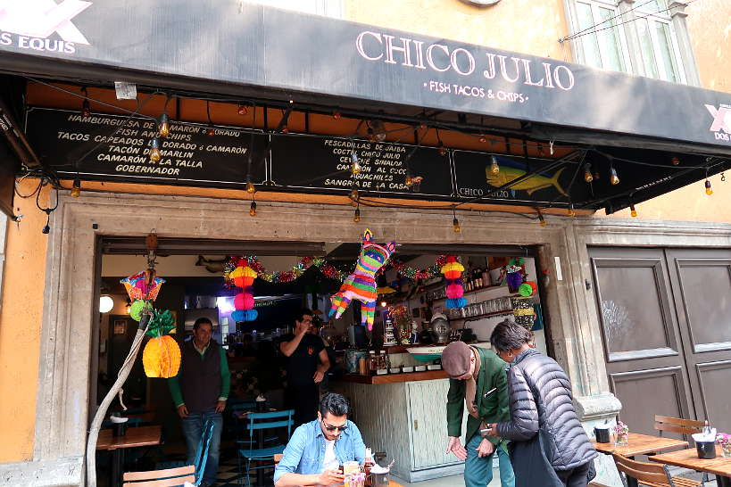 Chico Julio in Mexico City by AuthenticFoodQuest