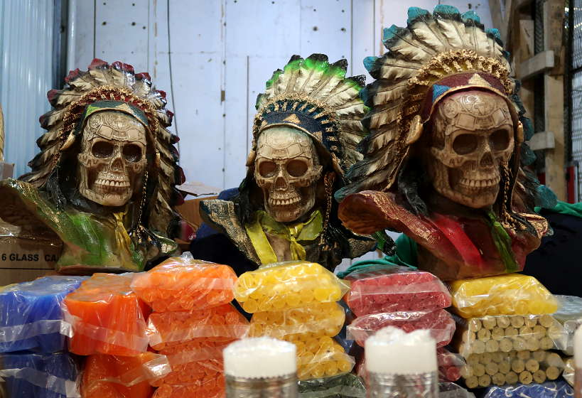 Mercado de Sonora Witchcraft Market Mexico City by AuthenticFoodQuest