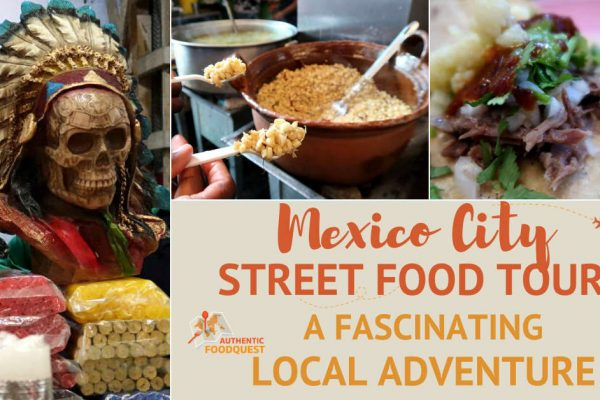 Mexico City Street Food Tour: A Fascinating Local Adventure