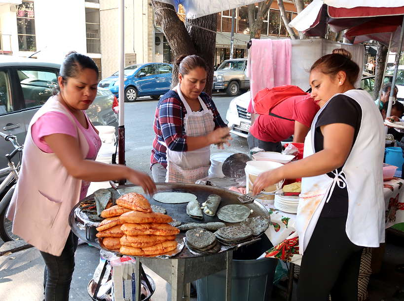 Pambazo a popular food in Mexico City by AuthenticFoodQuest